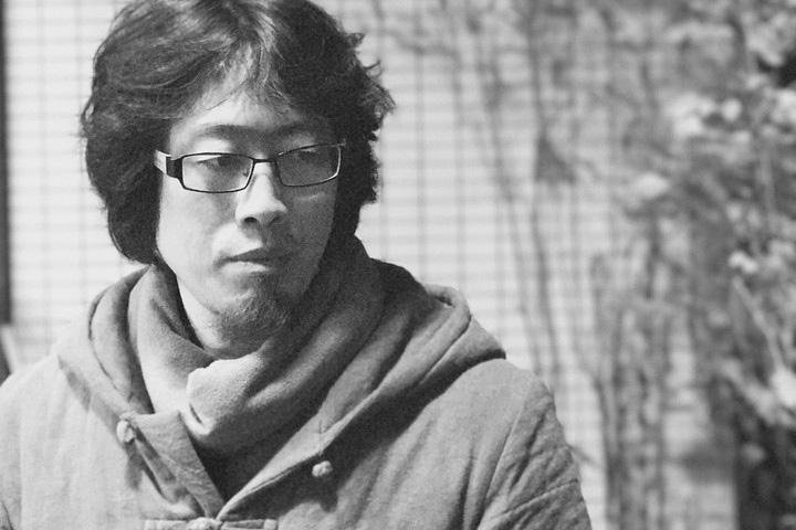靳灿朋-专业画家,美术课程教师,温柔与严厉并进